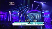 (hd) Exid - Every Night ~ Music Bank (02.11.2012)