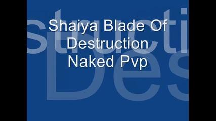 Shaiya Blade Of Destruction Naked Pvp