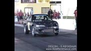 Nissan Skyline R32 drag