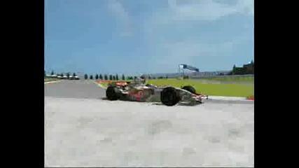 Formula 1 2007 Spain Hot Lap