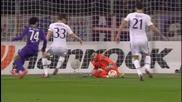 Фиорентина 2 - 0 Тотнъм ( 26/02/2015 ) ( лига европа )