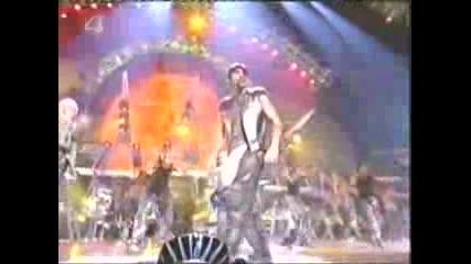Backstreet Boys Backstreets Back Live