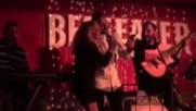 David Bisbal Cantando en Almeria