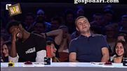 Странен Талант Репортерка, Пие Урина