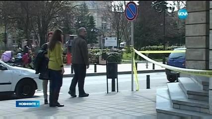 Обраха банков трезор в Русе