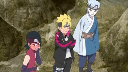 [yonisub] Boruto Naruto the Movie 4/4 bg sub