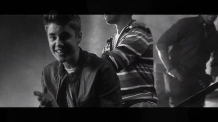 Уникалнаа ! Justin Bieber feat. Boyz || Men - Fa La La