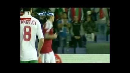България - Дания 1-1