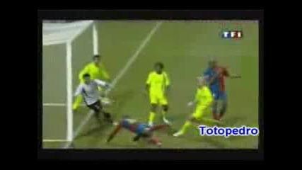 24.02 Шампионска Лига: Барселона - Лион 1:1