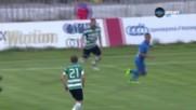 Черно море - Левски 0:1, Първа лига, 31-и кръг