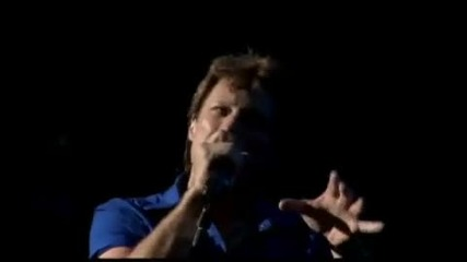 Bon Jovi - Livin On A Prayer (live at Msg) High quality