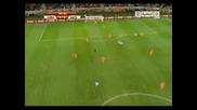 world cup Уругвай 1:1 Холандия (forlan)