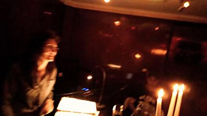 Мирела Величкова & Савов - Live at Piano Bar La Roccia (Papaoutai by Stromae)