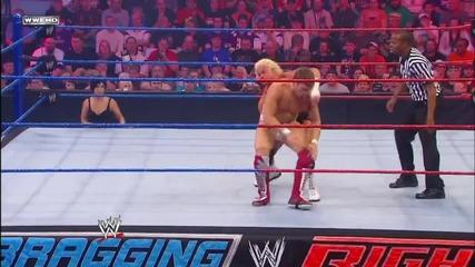 Bragging Rights 2010 : Долф Зиглър срещу Даниел Брайън - Шампион срещу Шампион - Със Hd Качество!!!