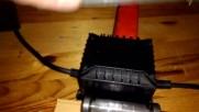 Колко енергия се губи около трансформаторът.