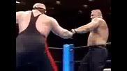 N J P W 17.05.1992 - Big Van Vader vs Tony Halme