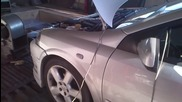 Дино теста на Опел Астра Бертоне Z20let 430 hp