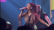 Ariana Grande - The Way ( Live on the Honda Stage at the iheartradio Theater La )