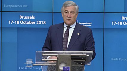 Belgium: EuroParl would support 3-year Brexit transition - EU's Tajani