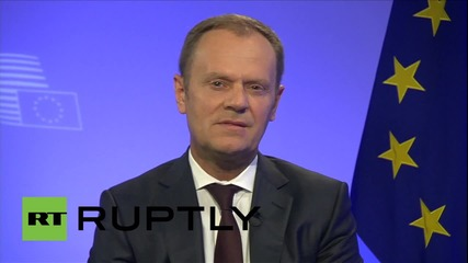 "Luxembourg: EU's Tusk calls ""extraordinary European Council"" to tackle Med migrant crisis"