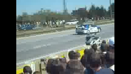 Speed Fest 2007 - Jasen Popov Lancer Evo 9