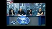 Music Idol 3 - Пловдив - Александър Георгиев