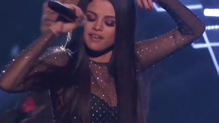 Selena Gomez - Same Old Love | American Music Awards 2015 |