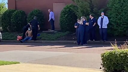 USA: Police deployed amid reports of deadly shooting in Tennessee