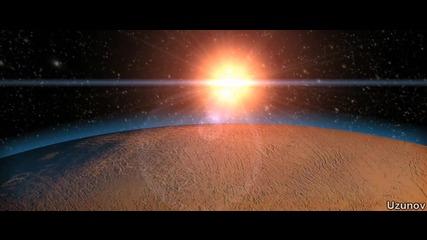 Space - 1 част - 3D анимация на Пламен Узунов