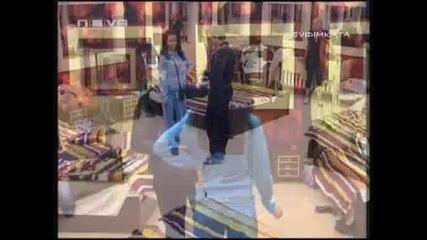 Big Brother F - Бясният Скандал Анжелика vs Елеонора 21.04.10
