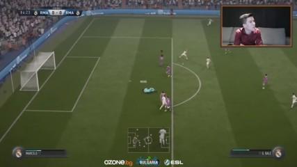 FIFA 17 (PS4) България