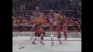 Kurt Angle vs. Shawn Michaels Vengeance 2005 1 4