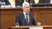 Няма да изслушват Борисов за визитите на Кери, Столтенберг и Хамънд