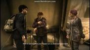 играта хари потър и даровете на смъртта част 1 - пътя към Хърмаяни част 2