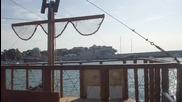 Заминаване с кораб от поморие