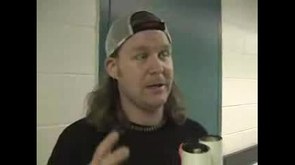 Metallica - Meet N Greet (april 20, 2004).