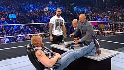 Brock Lesnar returns for the Universal Title Match Contract Signing with Roman Reigns: SmackDown, Oct. 15, 2021