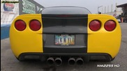Chevrolet Corvette Z06 Borla Exhaust