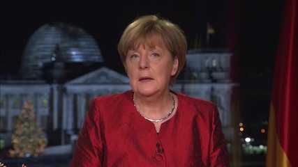 Germany: Refugees will demand much of us in 2016 - Merkel in NYE speech