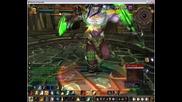 Killing Illidan in eternion wow