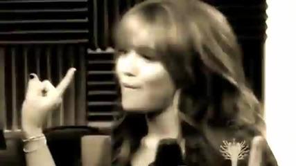 Mileycyrus Demilovato Selenagomez With Sony Vegas