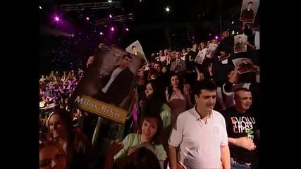 Nikola Nešić - Samo za nju (Zvezde Granda 2011_2012 - Emisija 22 - 03.03.2012)