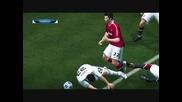 Manchester United vs Real Madrid C F