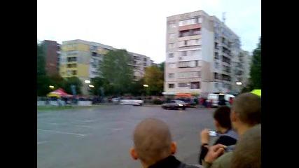 България Дрифт шоу-кино Арена-запад София 21.09.2011г
