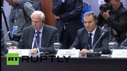 Russia: Putin talks with business moguls over lunch at SPIEF