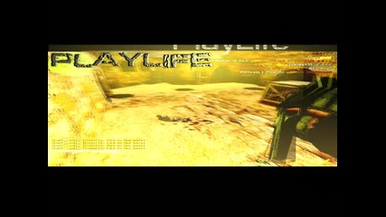 Counter-strike 1.6 - Test Edit & Frag By Playlife