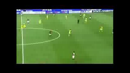 Ronaldinho vs Chievo 16.10.2010