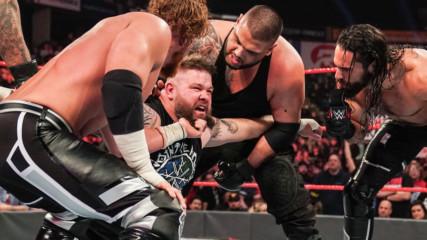 Kevin Owens & The Viking Raiders vs. Murphy & AOP: Raw, Feb. 17, 2020