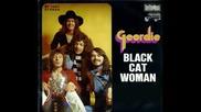 Geordie - Black cat woman