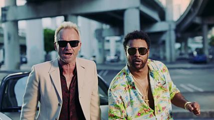 Sting, Shaggy - Gotta Get Back My Baby (Оfficial video)